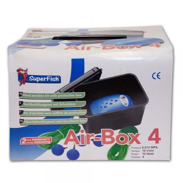 Superfish Air-Box 4 Teichbelüfter - 8715897025457 | © by teichfreund24.de