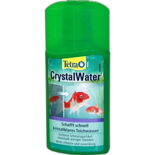 Tetra Pond CrystalWater Wasseraufbereiter 250ml - 4004218180635 | © by teichfreund24.de