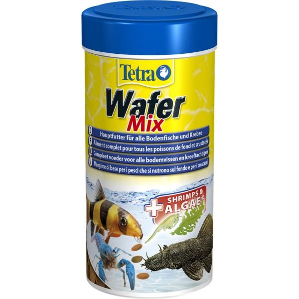 TETRA Wafer Mix 100 ml Zierfischfutter - 4004218128965 | © by teichfreund24.de