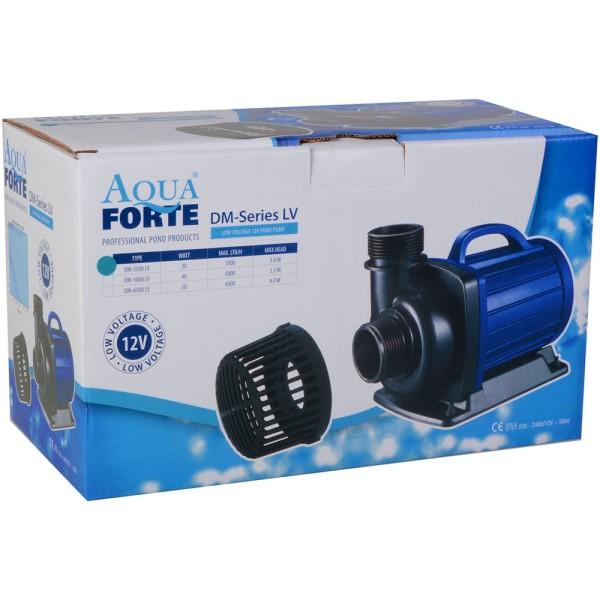 AquaForte DM-3500LV 12V Teichpumpe - 8717605090382
