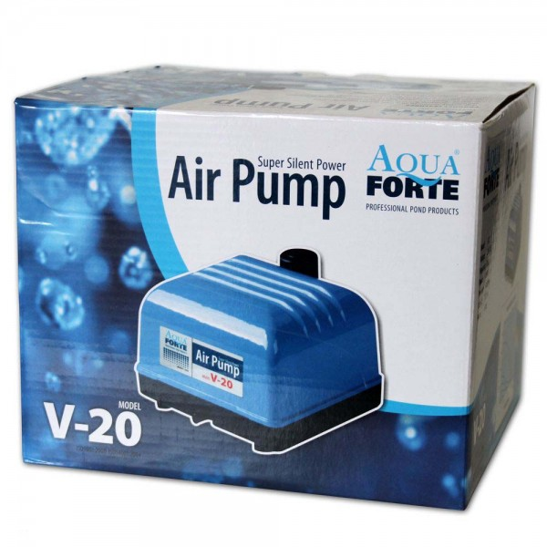 Aqua Forte Air Pump V20 Teichbelüfter - 8717605074573 | © by teichfreund24.de