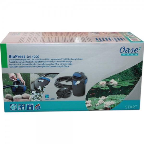 OASE BioPress Set 4000 Druckfilterset - 4010052504995 | © by teichfreund24.de