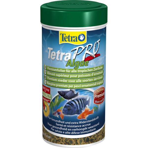 TETRA Pro Algae 100 ml Zierfischfutter - 4004218138834 | © by teichfreund24.de