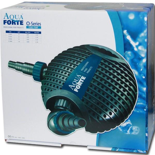 AquaForte O-Serie 10000 Teichpumpe - 8717605077383 | © by teichfreund24.de