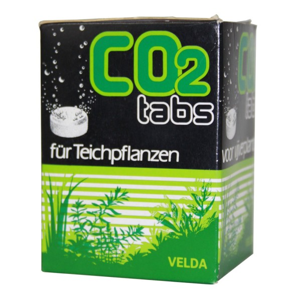 VELDA CO²-Tabs Teichpflanzendünger 24 Stk. - 8711921060555 | © by teichfreund24.de