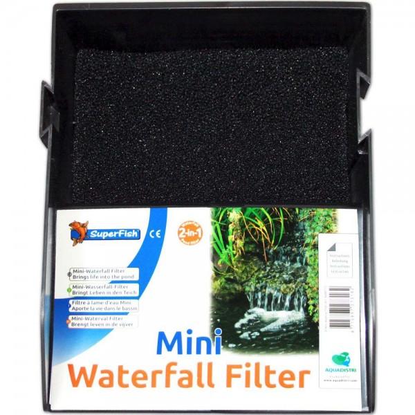 Superfish Waterfall Filter Mini - 8715897273162   © by teichfreund24.de