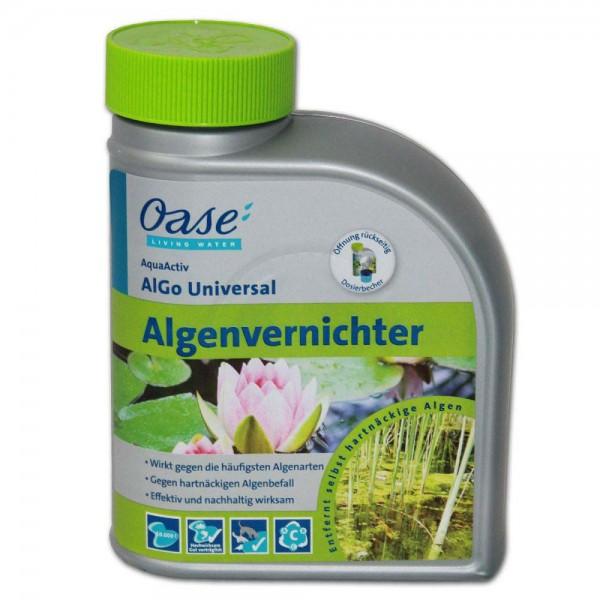 Oase AlGo Universal Algenbekämpfung 500ml - 4010052431376   © by teichfreund24.de