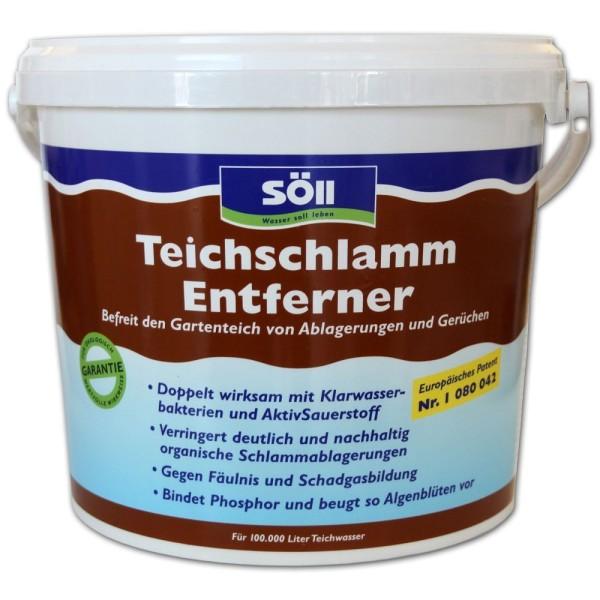 SÖLL Teichschlamm Entferner 5kg - 4021028117866 | © by teichfreund24.de