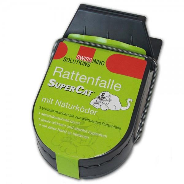 Supercat Rattenfalle mit Naturköder - 7640104970200 | © by teichfreund24.de