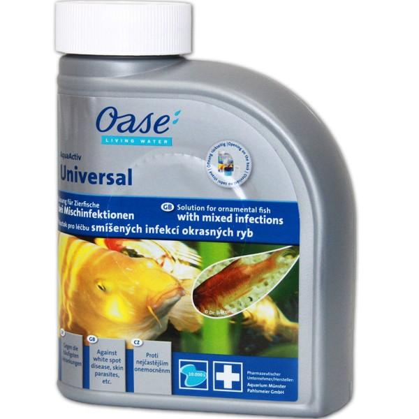 OASE AntiParasit Fischmedizin 500ml - 4005258004776 | © by teichfreund24.de