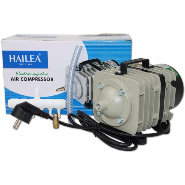 Hailea ACO-328 Kolbenkompressor 50W - 6920255810053 | © by teichfreund24.de