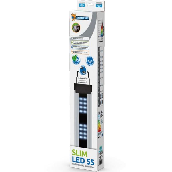 SuperFish Slim LED 55 Aquarium-Beleuchtung - 8715897305726 | by teichfreund24.de