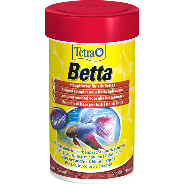 TETRA Betta Fischfutter 100ml - 4004218129108 | by teichfreund24.de