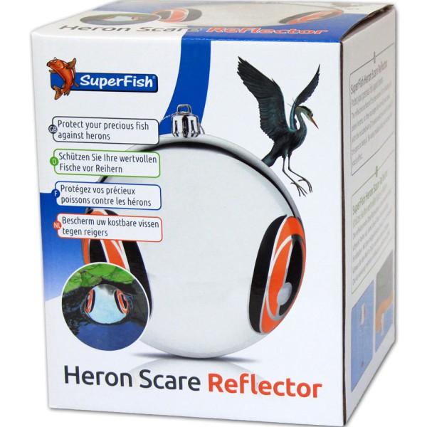 SUPERFISH Heron Scare Reflector Reiherschreck Teichschutz - 8715897300189 | © by teichfreund24.de