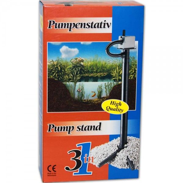 Pumpenstativ Universal - 8714404001946 | © by teichfreund24.de