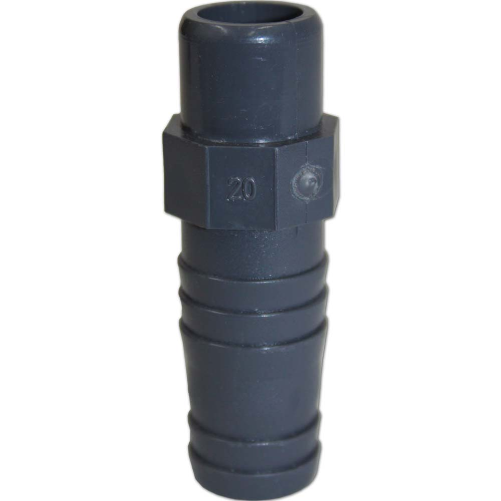 PVC-Schlauchtülle 20mm Fittinge