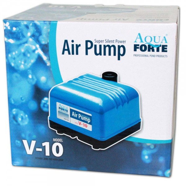 AQUA FORTE Air Pump V10 Teichbelüfter - 8717605074566 | © by teichfreund24.de