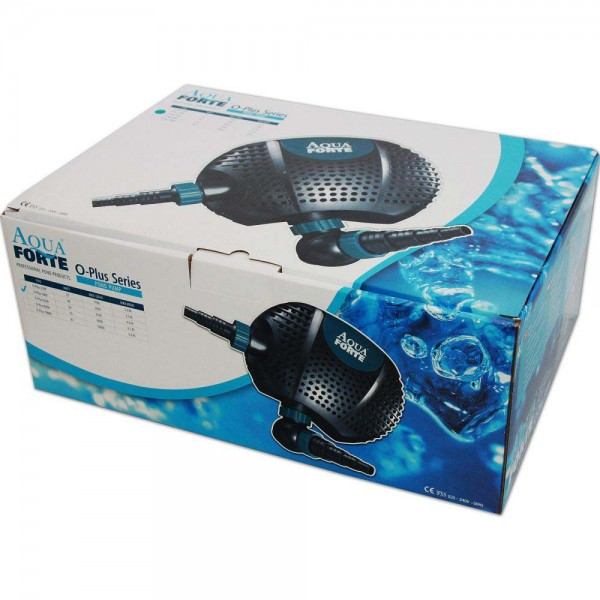 Aquaforte O-Plus Eco Max 5000 Teichpumpe - 8717605086088 | © by teichfreund24.de