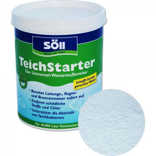 SÖLL TeichStarter Wasseraufbereiter 1kg - 4021028107676 | © by teichfreund24.de