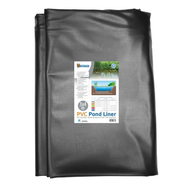 SUPERFISH Teichfolie PVC Pond Liner 3x4m - 8715897317330 | by teichfreund24.de