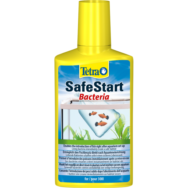 TETRA SafeStart Starterbakterien 50ml - 4004218160873 | by teichfreund24.de