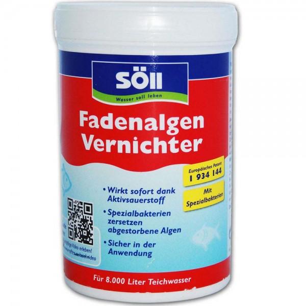 SÖLL Fadenalgenvernichter 250g - 4021028116074 | © by teichfreund24.de