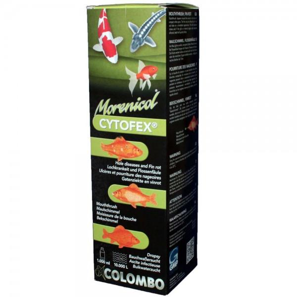 COLOMBO Morenicol Cytofex Fischmedizin 1L - 8715897025624 | © by teichfreund24.de