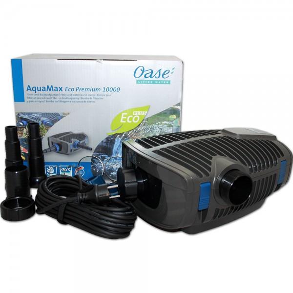 OASE AquaMax Eco PREMIUM 10000 Teichpumpe - 4010052510781 | © by teichfreund24.de