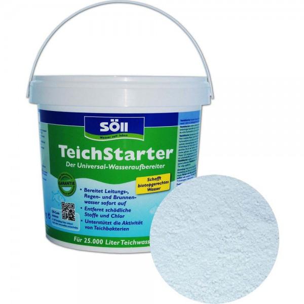 SÖLL TeichStarter Wasseraufbereiter 2,5kg - 4021028109861 | © by teichfreund24.de