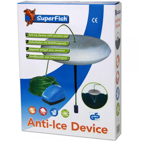 Superfish Anti-Ice Device Eisfreihalter - 8715897006449 | © by teichfreund24.de