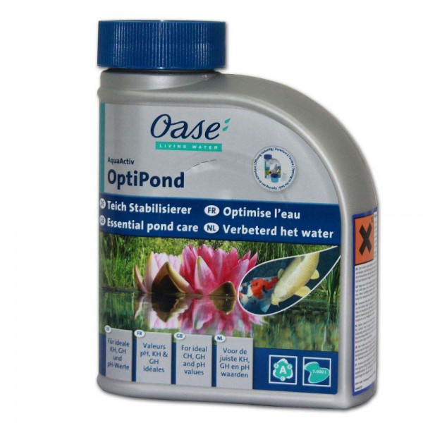 Oase Optipond Wasseraufbereiter 500ml - 4010052431499 | © by teichfreund24.de