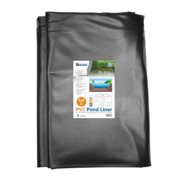 SUPERFISH Teichfolie PVC Pond Liner 4x4m - 8715897317347 | by teichfreund24.de