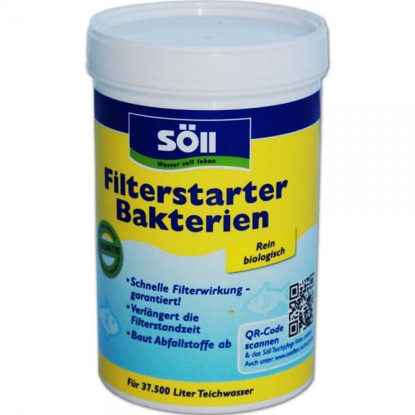 SÖLL Filterstarter Bakterien 250g - 4021028144244 | © by teichfreund24.de